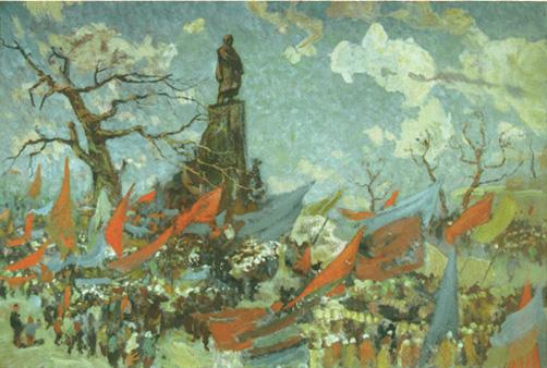 Картинки по запросу Селищев Иван Петрович художник