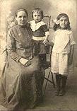 Мать Г.А.Зайцева